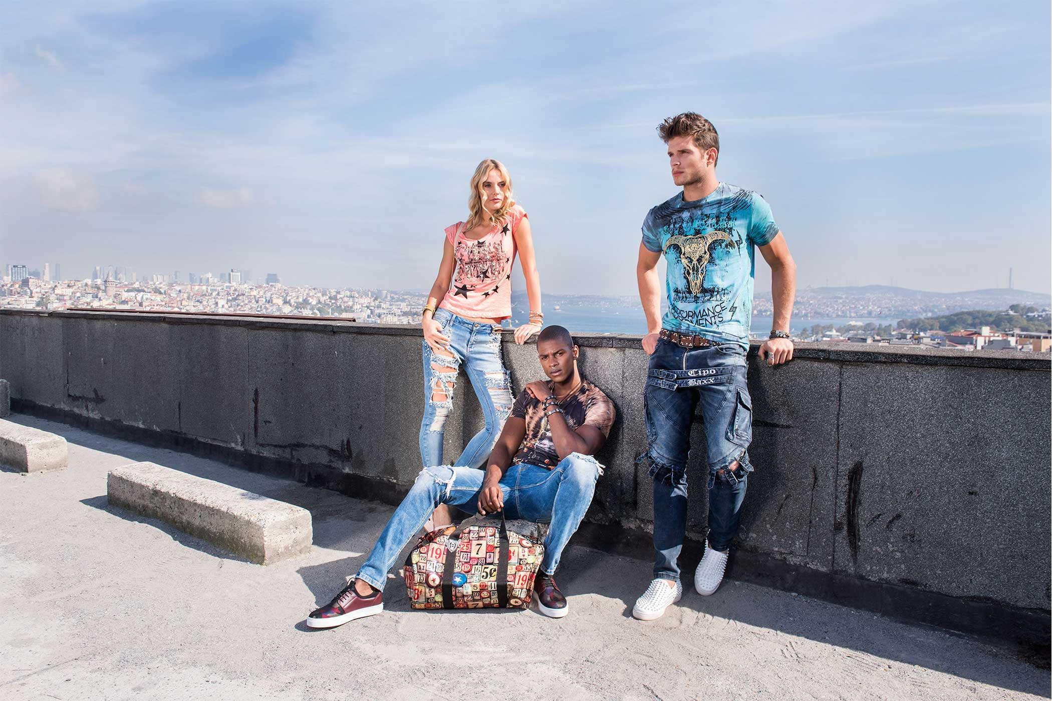 Summer Fashion2018 - CIPO & BAXX®
